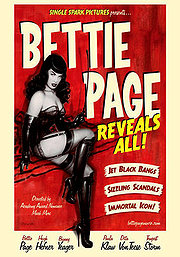 11.22.13 - Bettie Page Reveals All