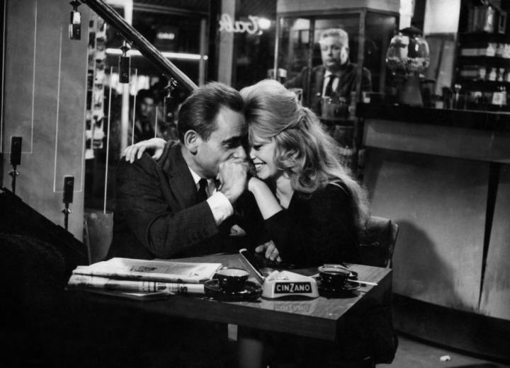 Henri-Georges Clouzot & Brigitte Bardot 'The Truth' (1960)