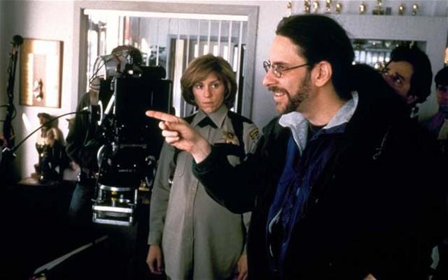 Frances McDormand & Joel Coen 'Fargo' (1996)