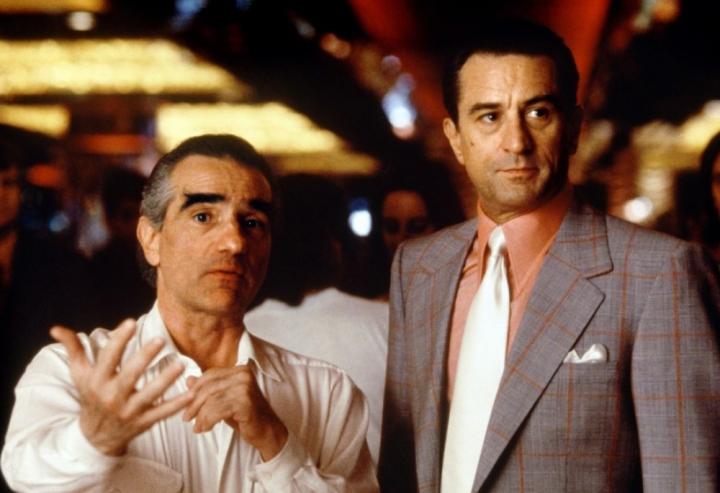 Scorsese & De Niro 'Casino' (1995)