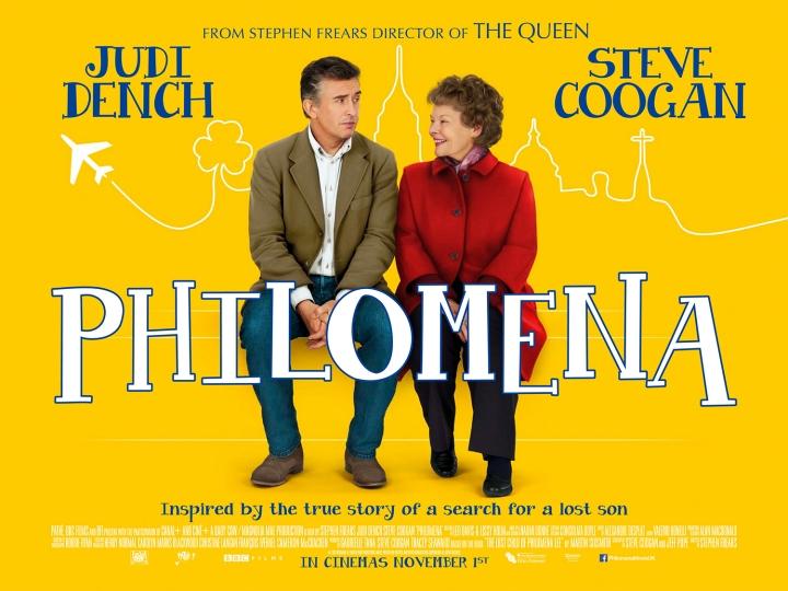 Philomena - Banner
