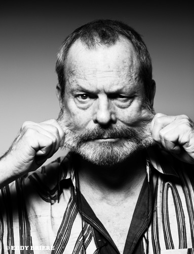 Terry Gilliam - Face
