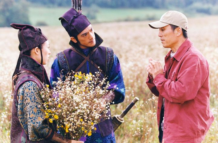 Zhang Ziyi, Takeshi Kaneshiro, Zhang Yimou 'The House of Flying Daggers' (2004)