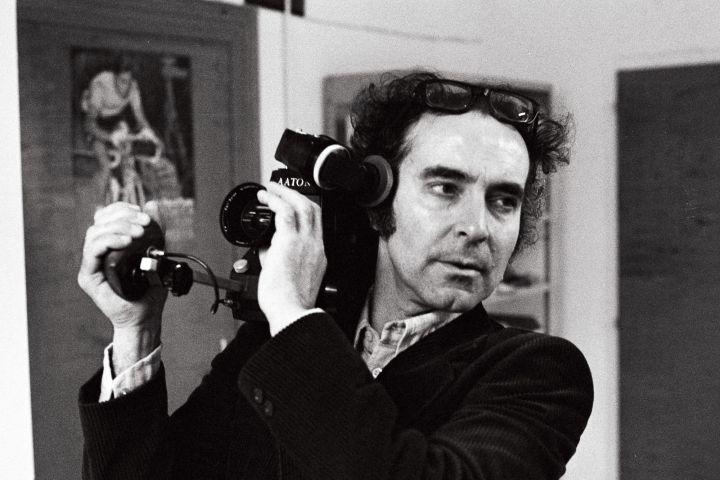 Jean-Luc Godard - With Camera