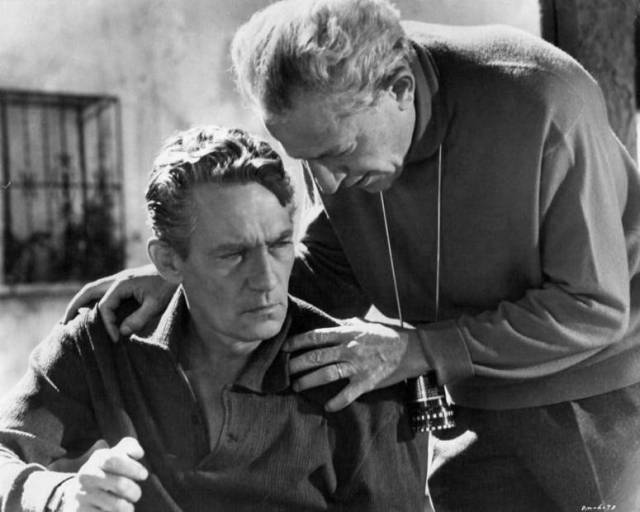 Peter Finch & Dassin Making '10:30 P.M. Summer' (1966)