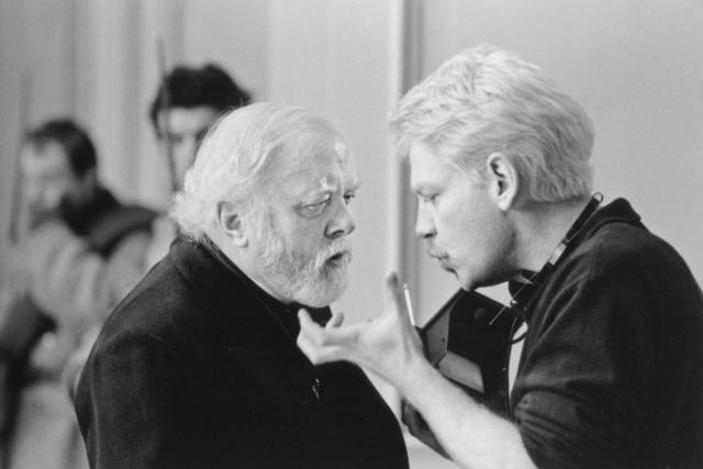 Richard Attenborough & Branagh Making 'Hamlet' (1996)