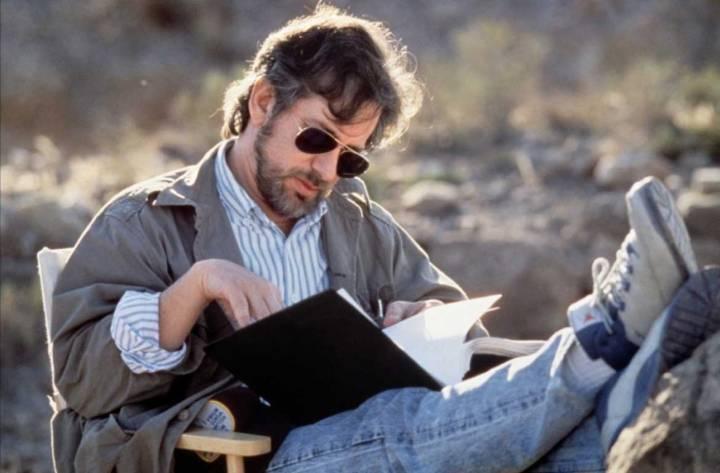 Steven Spielberg - Reading