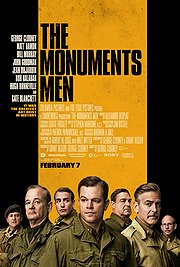 02.07.14 - The Monuments Men
