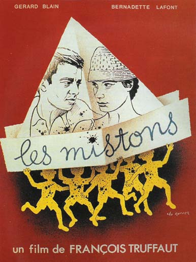 Les Mistons - Poster