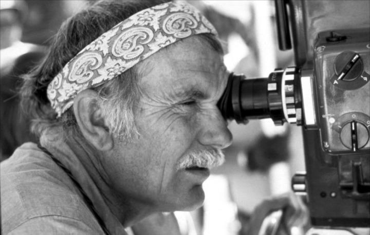Sam Peckinpah - Camera