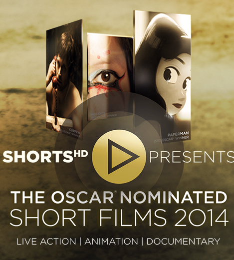 The Oscar Nominated Shorts 2014