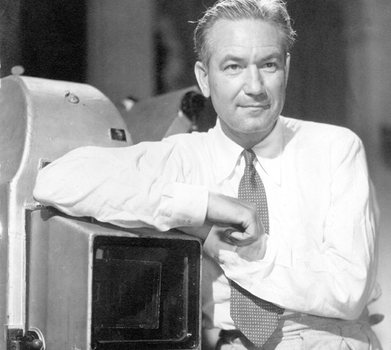 Victor Fleming, circa 1933. Courtesy Photofest.
