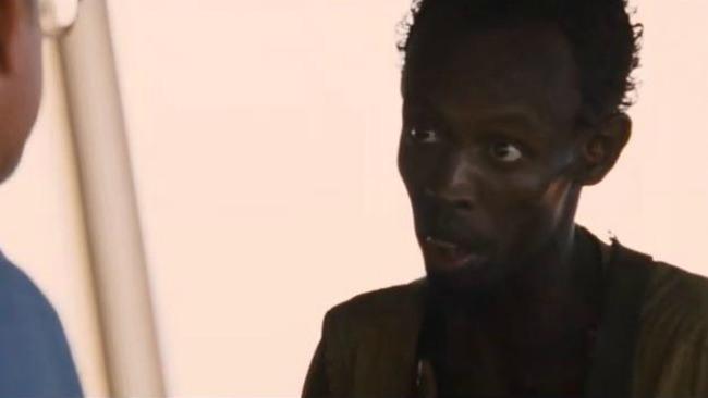 Captain Phillips - Barkhad Abdi