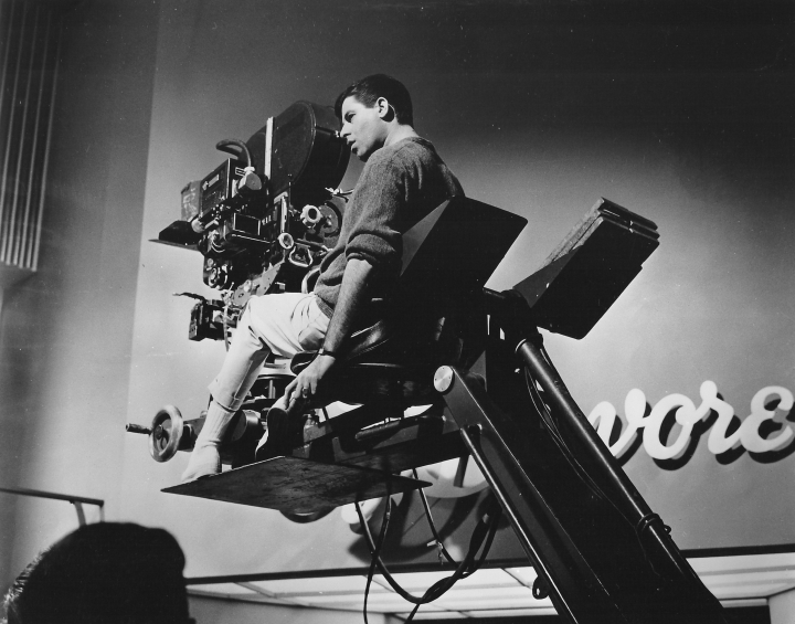 Directing 'The Patsy' (1964)