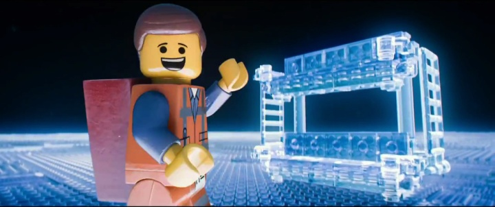 The Lego Movie - Double Decker Couch