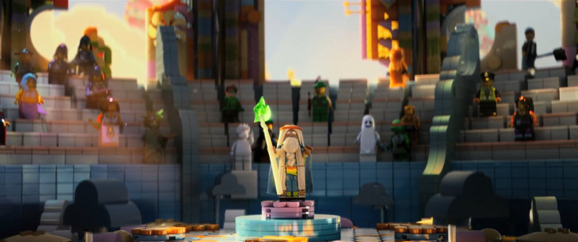 the lego movie michael j cinema