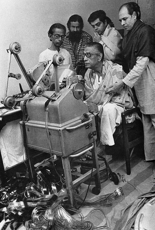 Satyajit Ray - Editing