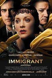 05.16.14 - The Immigrant