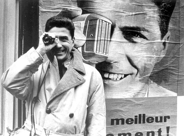Alain Resnais - Poster