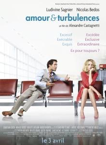 Amour et Turbulences - Poster