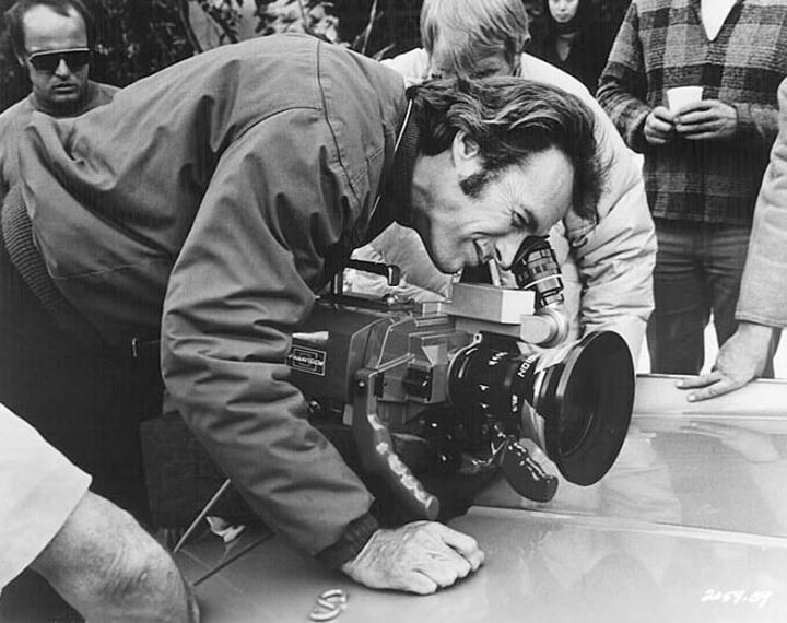 Clint Eastwood - Camera