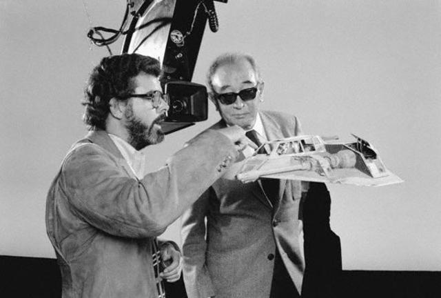 Lucas & Akira Kurosawa 'The Empire Strikes Back' (1980)