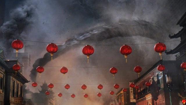 Godzilla - Chinatown