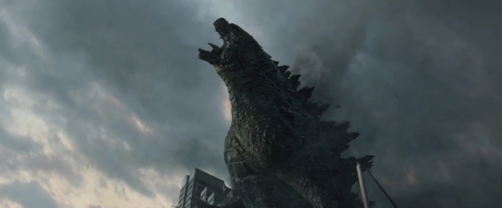 Godzilla - Scream