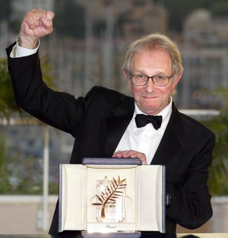 Ken Loach - Palme d'Or