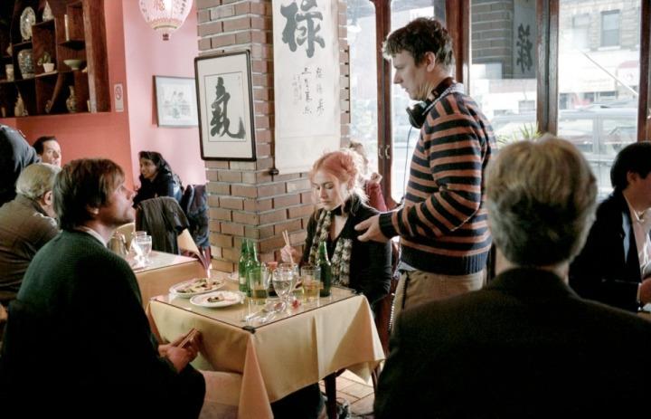 Jim Carrey, Kate Winslet & Gondry 'Eternal Sunshine of the Spotless Mind' (2004)