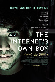 06.27.14 - The Internet's Own Boy the Story of Aaron Swartz