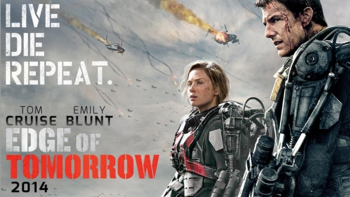 Edge of Tomorrow - Banner