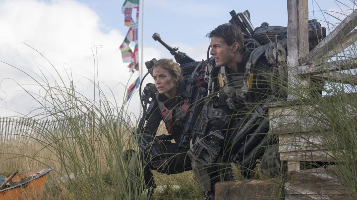 Edge of Tomorrow - Soldiers