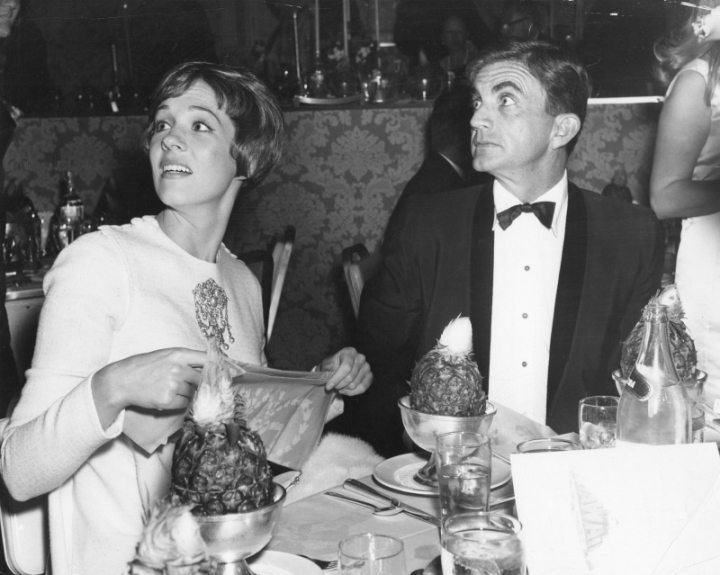Julie Andrews & Blake Edwards