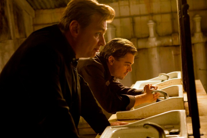 Nolan & Leonardo DiCaprio 'Inception' (2010)