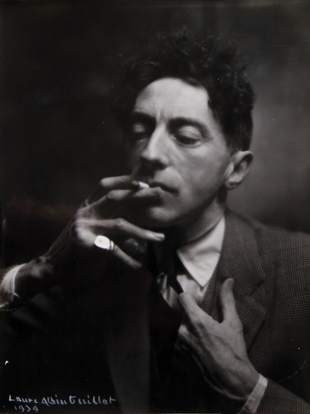 Jean Cocteau - Smoking