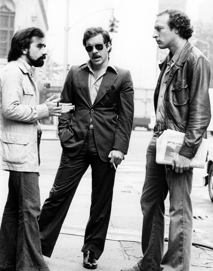 Martin Scorsese, Paul Schrader, Michael Phillips