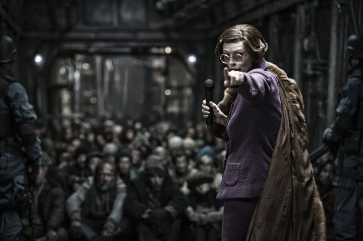 Snowpiercer - Speech
