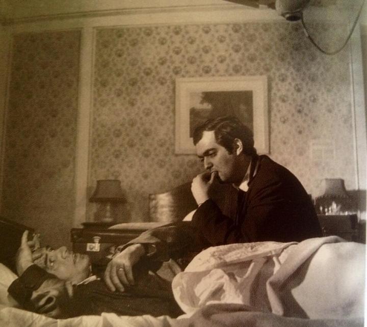 James Mason & Stanley Kubrick 'Lolita' (1962)