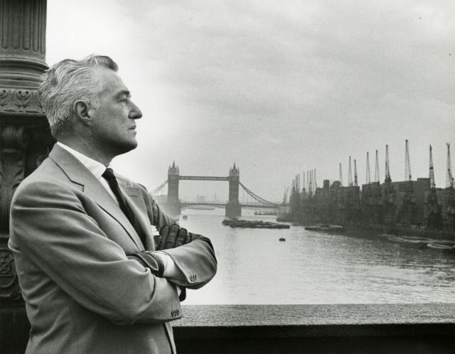 Vittorio De Sica - London