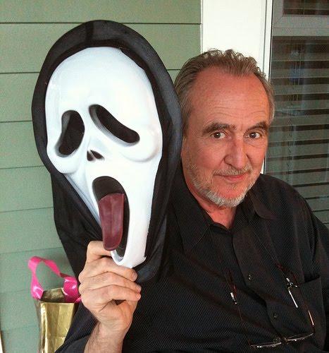 Wes Craven - Scream Mask