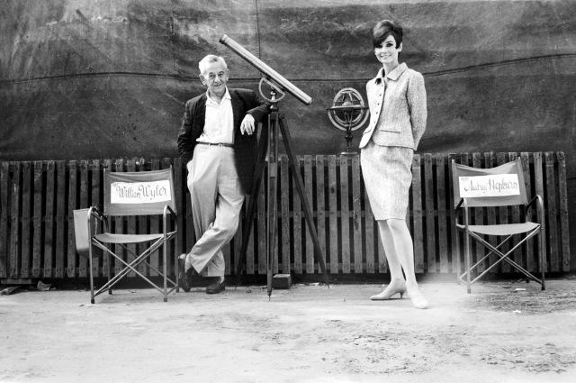 William Wyler - Audrey Hepburn