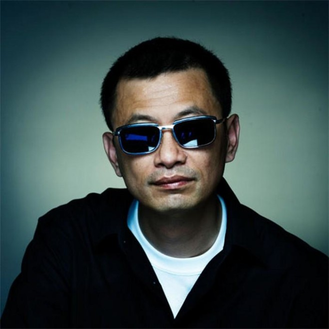 Wong Kar-Wai - Headshot