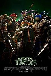 08.08.14 - Teenage Mutant Ninja Turtles