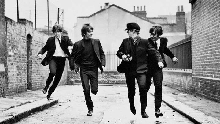 A Hard Day's Night - Running