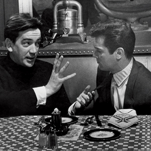 Mackendrick Directs Tony Curtis 'Sweet Smell of Success' (1957)