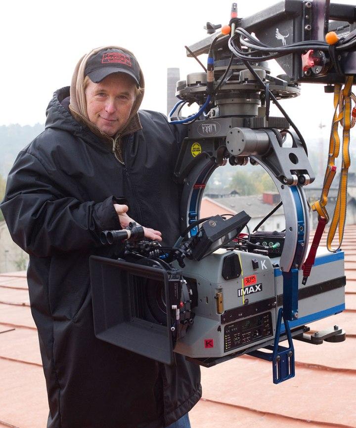 Brad Bird - Camera