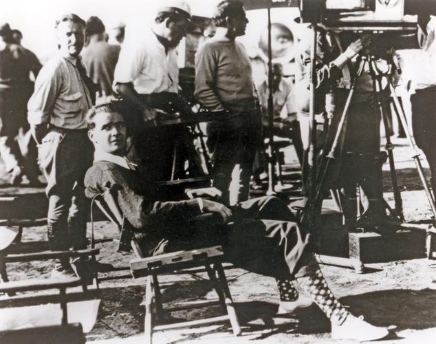 Howard Hughes - Directing