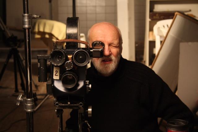 Jan Svankmaier - Camera