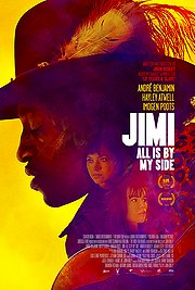 Jimi All is by My Side - Poster